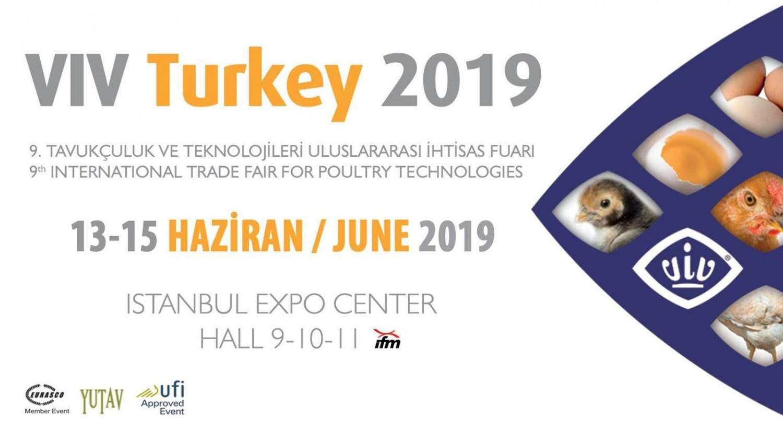 VIV turkey 2019 poster